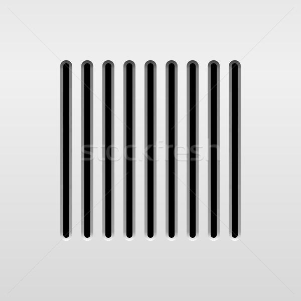 Soyut ses konuşmacı şablon dinamik ızgara Stok fotoğraf © molaruso
