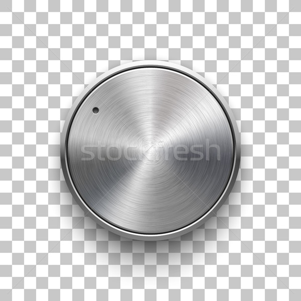 Abstract Technology Volume Knob Stock photo © molaruso
