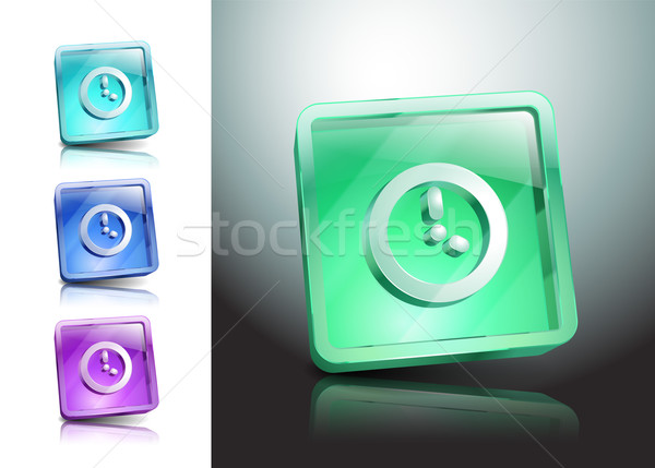clock vector time timer watch icon Stock photo © mOleks