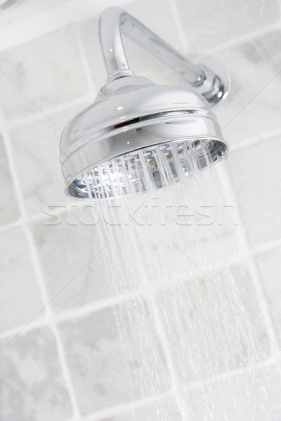 Running shower Stock photo © monkey_business