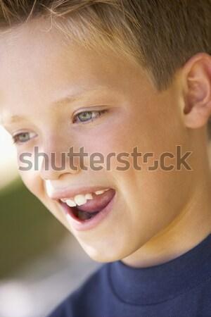 Stock photo: Kids Portraits, Cheerful, Girl, Happy, Smiling, Happiness, Kids,