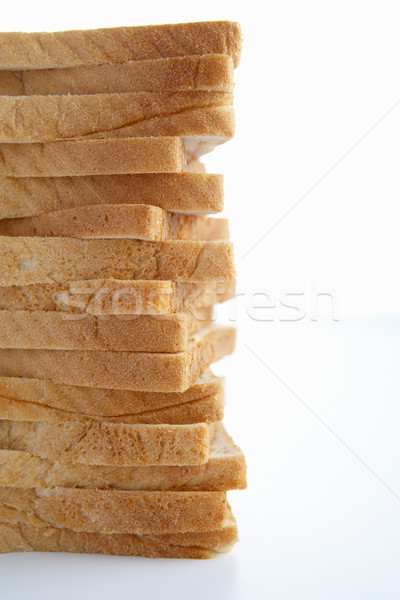 Stack of sliced bread Stock photo © monkey_business