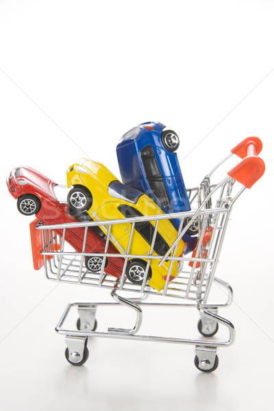 Shopping For Cars Stock photo © monkey_business