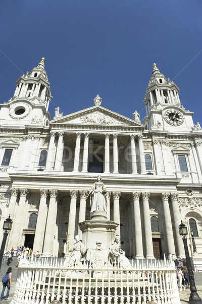 St Paul's Cathedral, London, England Stock photo © monkey_business