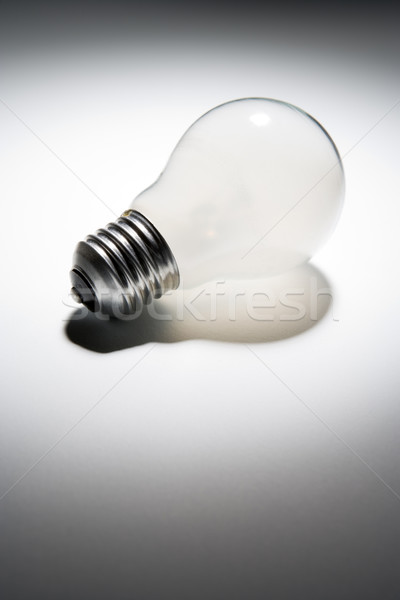 Unlit Light Bulb Stock photo © monkey_business