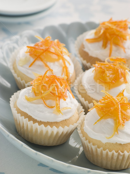St Clements Cup Cakes Stock photo © monkey_business