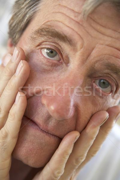 senior,portrait,Man,Sixties,Shocked,Surprise,Surprised,Headshot, Stock photo © monkey_business