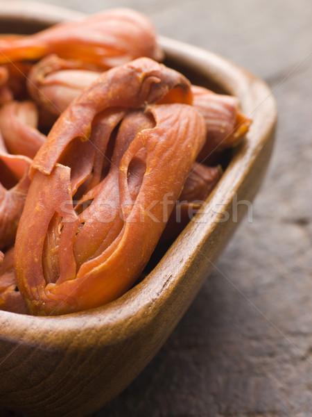 Dish Of Mace Stock photo © monkey_business