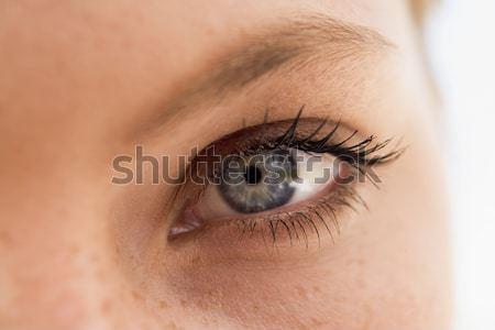 Woman's eye close up Stock photo © monkey_business