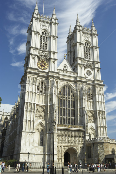 Westminster Abbey, London, England Stock photo © monkey_business
