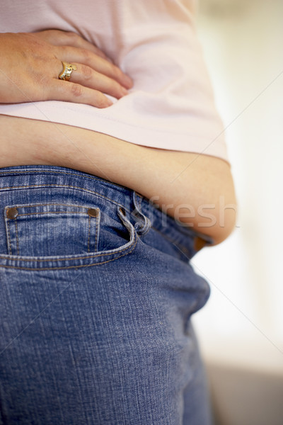 Detail Of Overweight Woman Stock photo © monkey_business