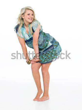 Retrato nina adolescente Foto stock © monkey_business