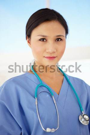 Young female doctor Stock photo © monkey_business