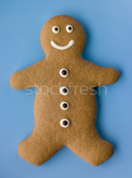 Gingerbread Man Stock photo © monkey_business