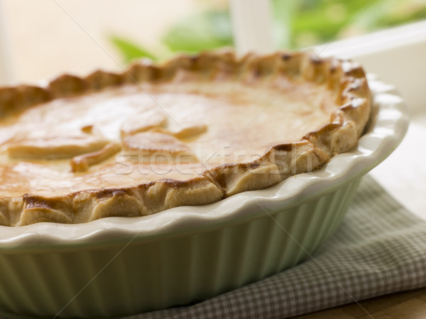 Baked Short Crust Pastry Pie Stock photo © monkey_business