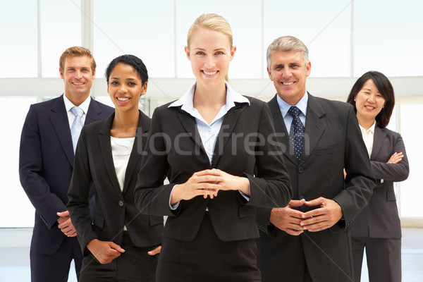 Confident business people Stock photo © monkey_business