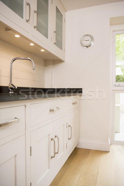Empty kitchen Stock photo © monkey_business
