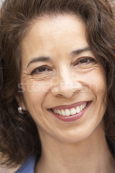 senior,portrait,Man,Happiness,Happy,Smiling,Fifties,Headshot,Por Stock photo © monkey_business