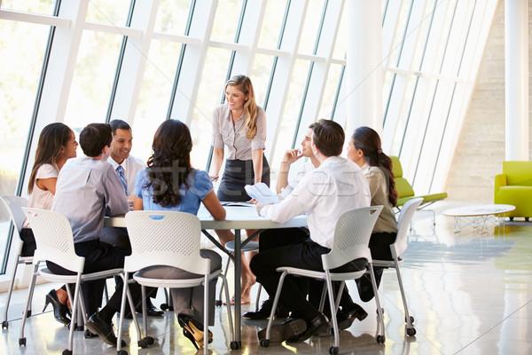 Meeting facilitation skills