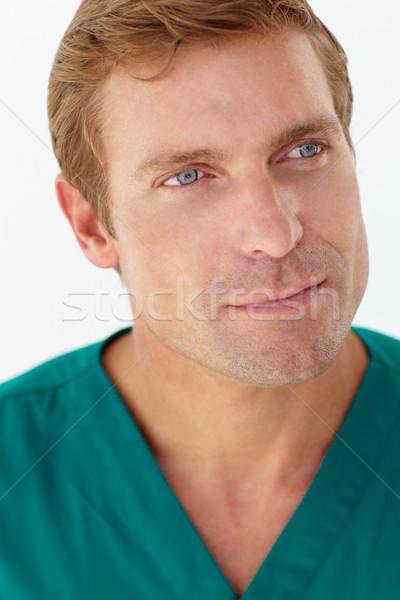 Portrait of medical professional Stock photo © monkey_business