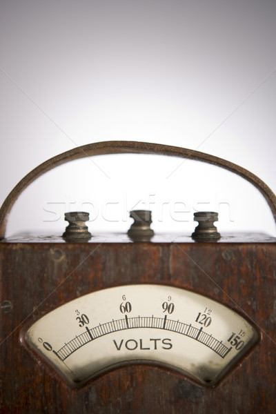 Old Fashioned Portable Meter Stock photo © monkey_business