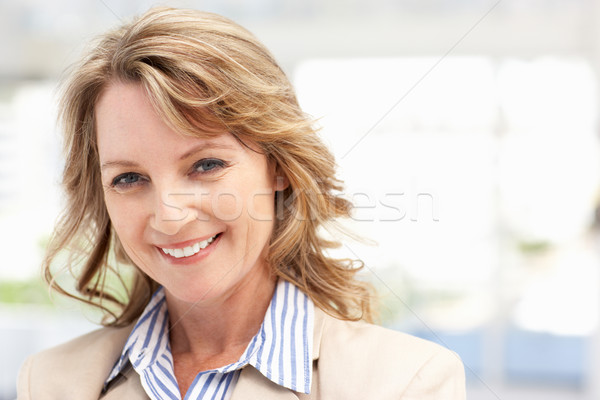 Mid age businesswoman Stock photo © monkey_business
