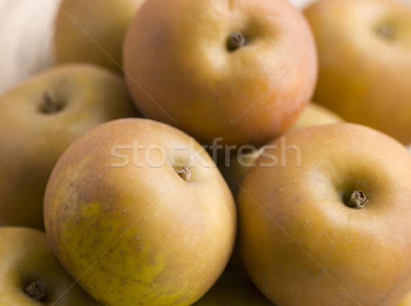 Russet Apples Stock photo © monkey_business
