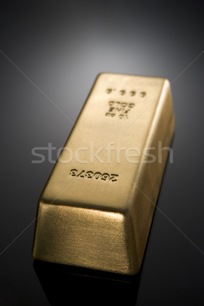 Gold Bar Stock photo © monkey_business