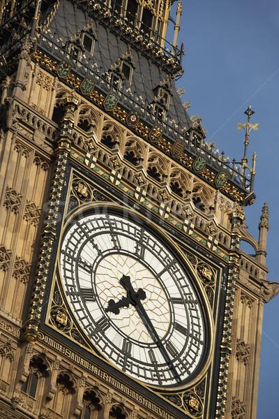 большой Бен Лондон Англии Мир путешествия Сток-фото © monkey_business