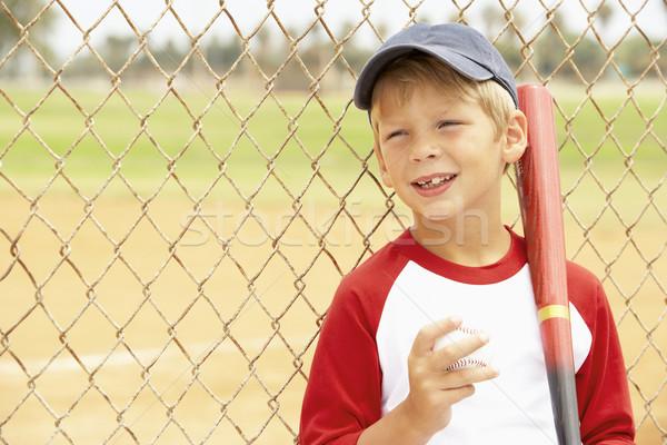 Young Boy Playing Baseball Stock photo © monkey_business