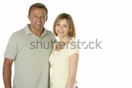 Férj feleség boldog együtt nő pár Stock fotó © monkey_business
