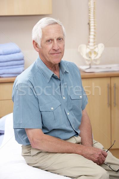 Portrait of male osteopath Stock photo © monkey_business