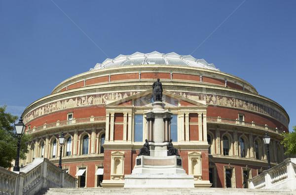 Royal Albert Hall, London, England Stock photo © monkey_business