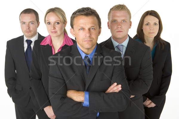 Stock photo: Team Of Business People