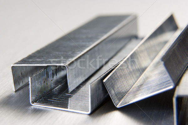 Close-Up Of Staples Stock photo © monkey_business
