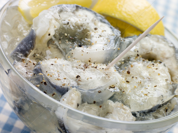 Bowl of Jellied Eels Stock photo © monkey_business