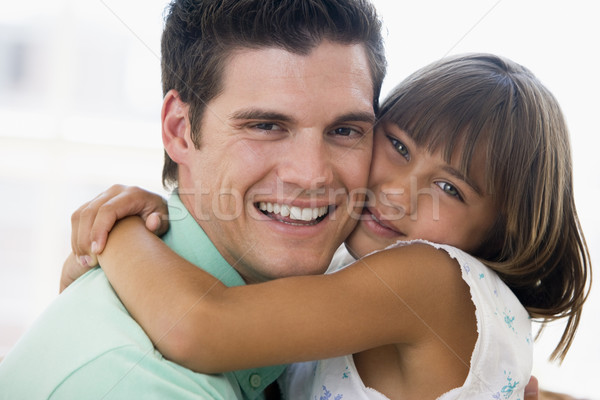 Сток-фото: человека · улыбаясь · семьи · девушки