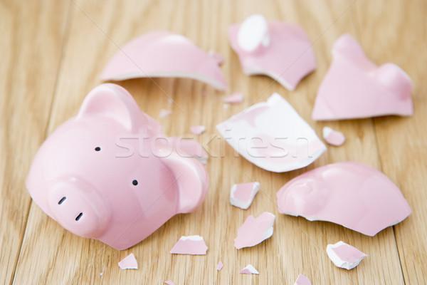 Breaking The Bank Stock photo © monkey_business