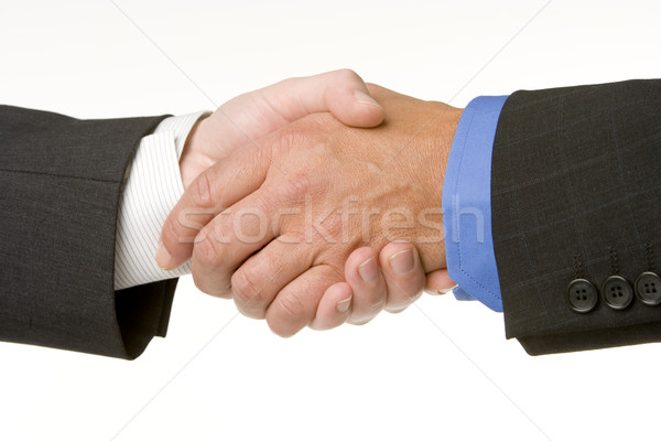 Businessmen Shaking Hands  Stock photo © monkey_business