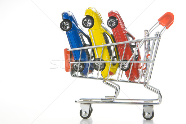 Shopping For A Car Stock photo © monkey_business