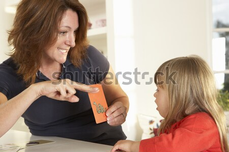 Nurse Giving Patient An Injection Stock photo © monkey_business