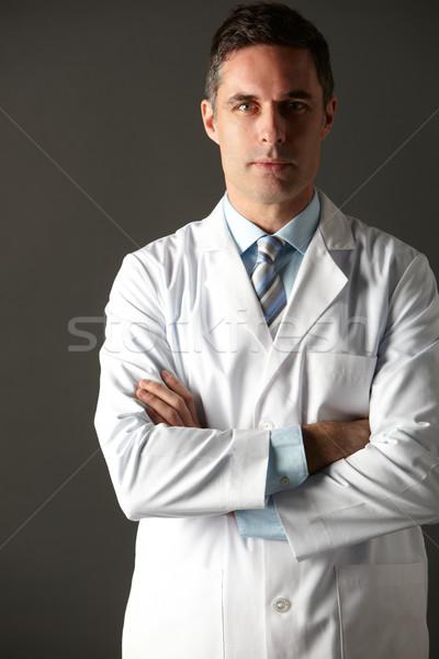 American doctor studio portrait Stock photo © monkey_business