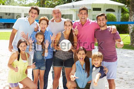 Сток-фото: молодые · детей · учитель · позируют · класс · фото