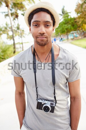 Young male doctor Stock photo © monkey_business