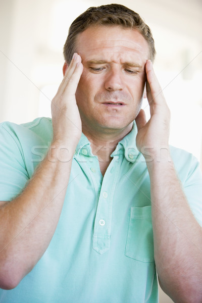 Man With A Headache Stock photo © monkey_business