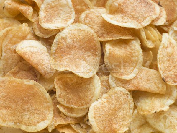 Potato Crisps Stock photo © monkey_business