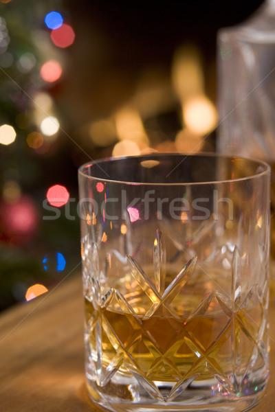 Dram of Whiskey Stock photo © monkey_business