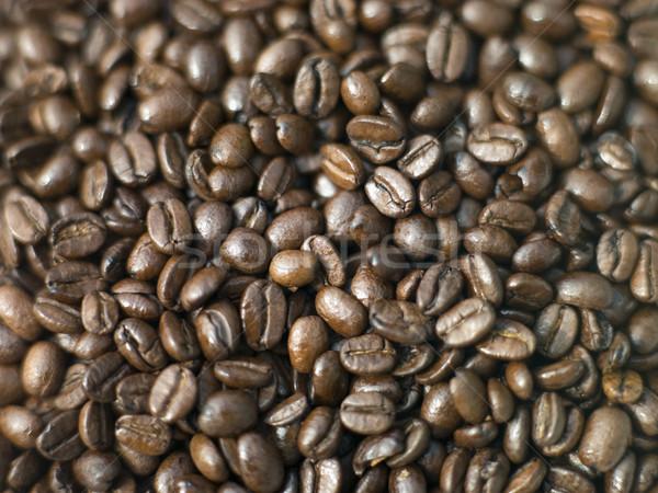ストックフォト: コーヒー豆 · コーヒー · グループ · 色 · 新鮮な · オブジェクト