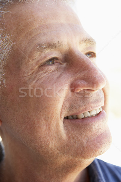 senior,portrait,Man,Happy,Smiling,Fifties,Happiness,Portrait,Hea Stock photo © monkey_business