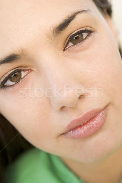 Head shot of woman Stock photo © monkey_business